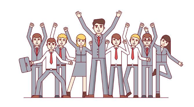 Être manager et leader sont deux compétences complémentaires